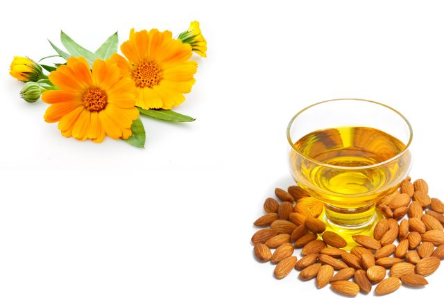 Calendula & Almond Oil Cream
