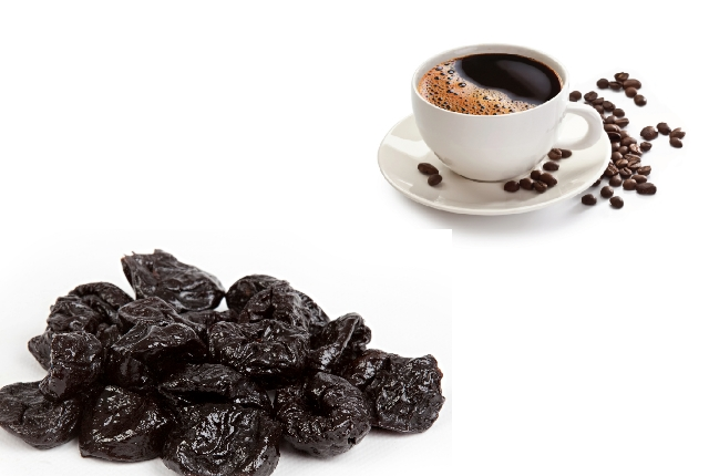 Coffee and Prunes