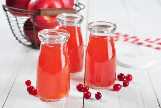 Cranberry And ACV Detox Drink