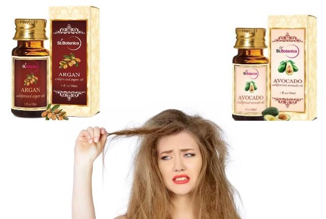 Hair Serum for Dull Hair