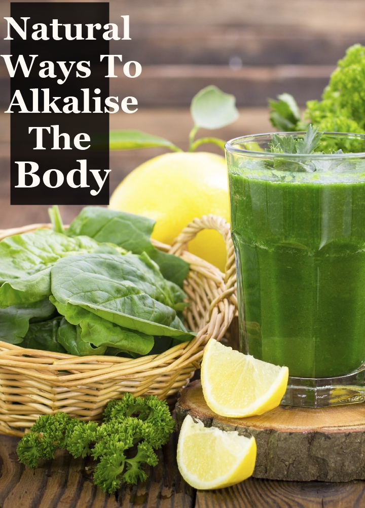 Natural Ways To Alkalise The Body
