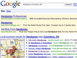 Handyman Columbus OH