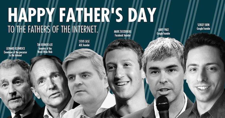 internet dads father's day image - search influence