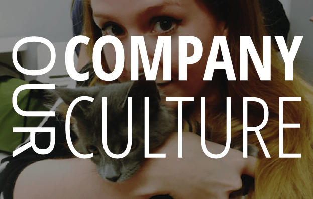 Our Company Culture, Image With Uber Kittens