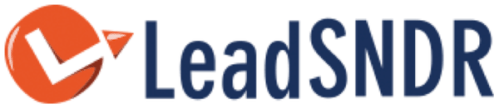 LeadSNDR logo image
