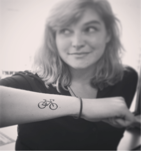4-19 Bike Tattoo