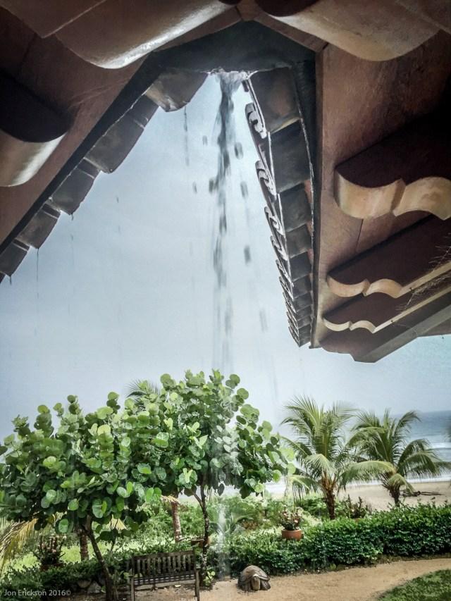 Rain in January?