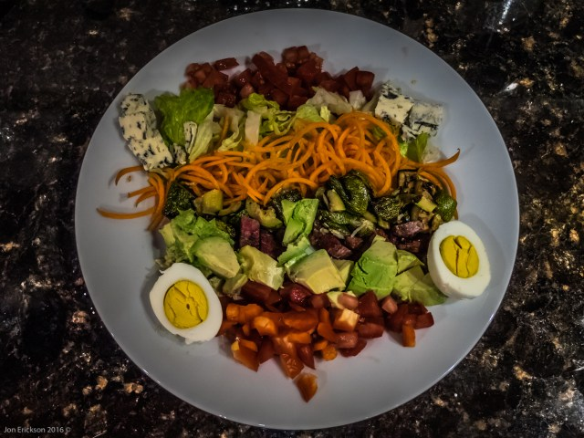 Mercado Cobb Salad