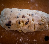 Three Cheese Bread with Kalamata Olives