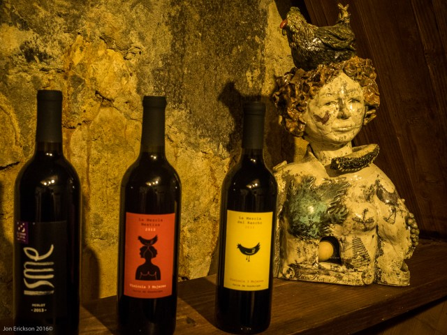 The current portfolio of wines from 3 Mujeres