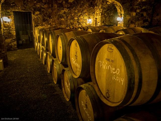 Barrels of el Mogor