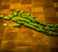 Sliced Asparagus