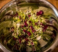 Salade de Chevre Chaud Marine