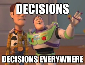 decision maker toy story