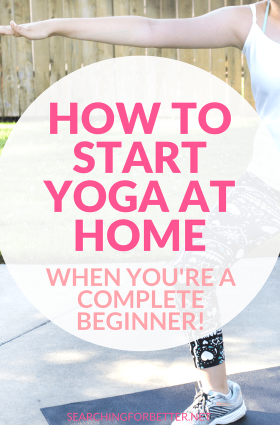 How To Start #Yoga By Yourself. This list has great #tips on how to start yoga at home. Whether your #goal is #weightloss, flexbility or #motivation, these options have SO many ways to practice yoga without stepping foot in a gym! It also gives you a great 30 day yoga challenge! #fitness #yoga #yogainspiration #yogaeverydamnday #wellbeing #fitness #fitnessmotivation #mind #challenge #beginner #namaste