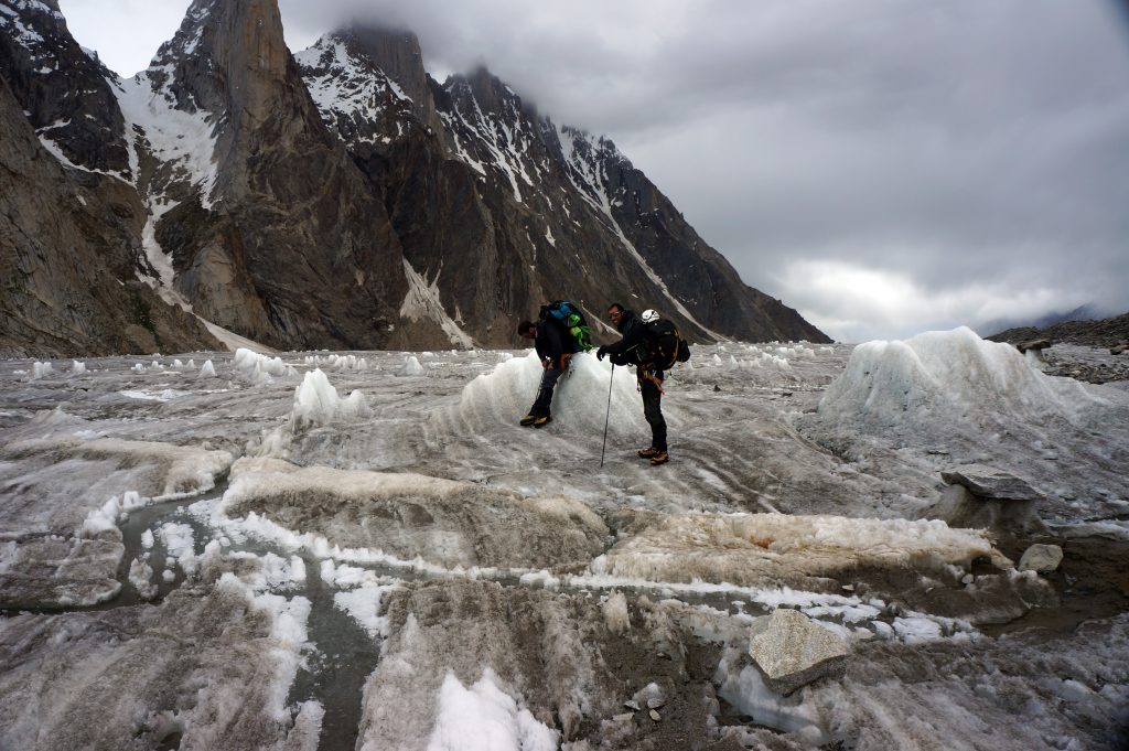 Biafo glacier 4