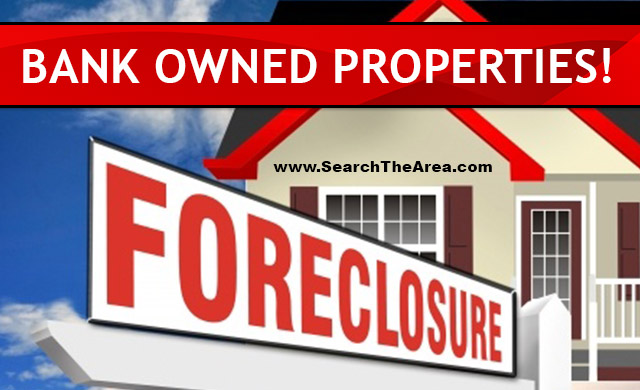 Bank Owned Property Listing