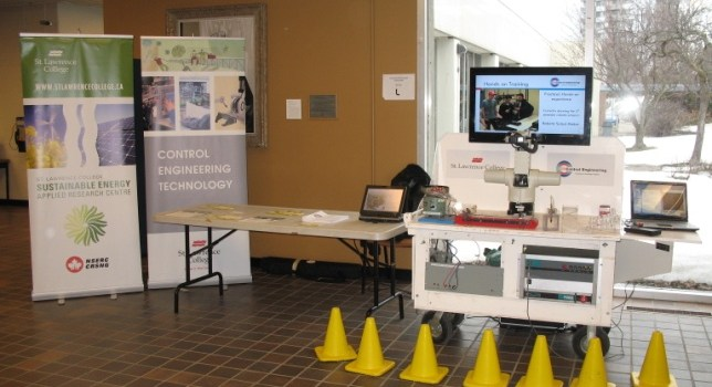 """SEARC assists with """"Smartie"""" at Frontenac Lennox and Addington Science Fair"""