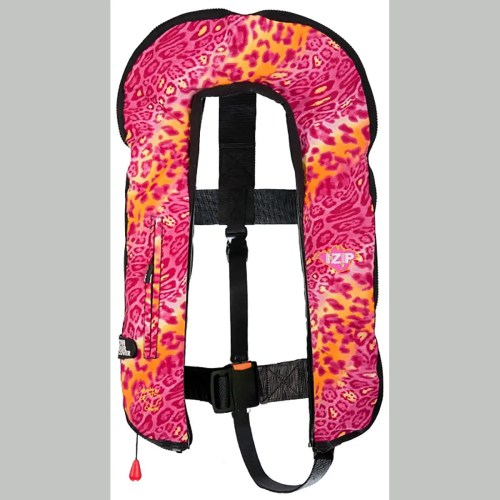 SeaSafe Systems I-Zip 170N Life Jacket - Pink Animal