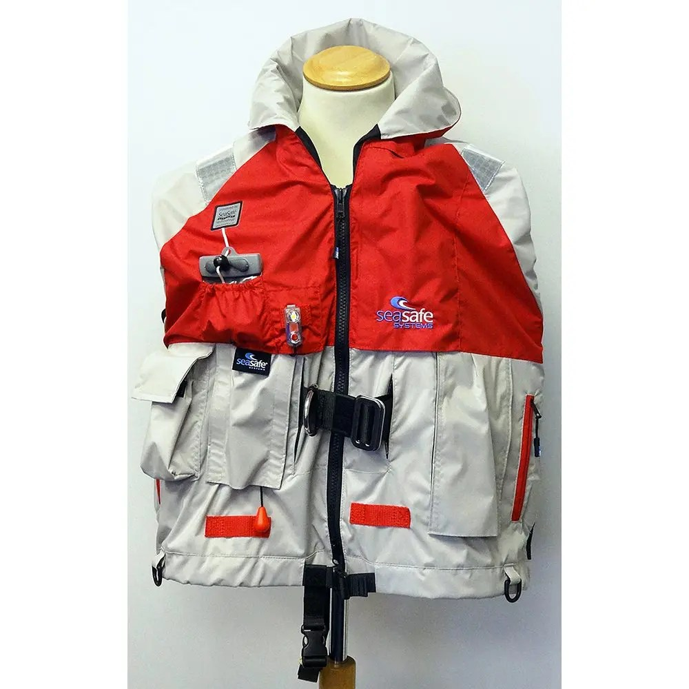 Leisure Gilet with integrated LifeJacket