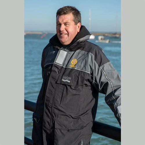 SeaSafe Systems Voyager 3/4 Length Coat