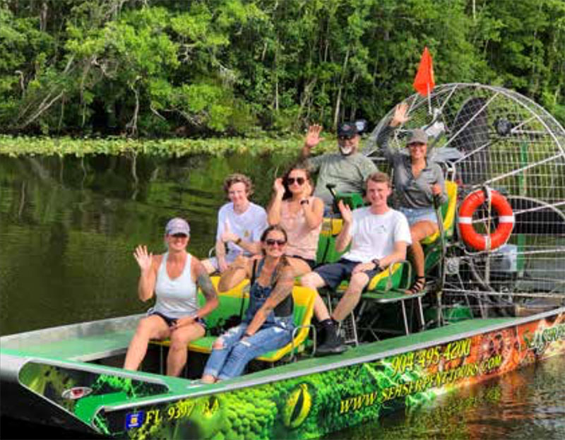 About Sea Serpent Tours