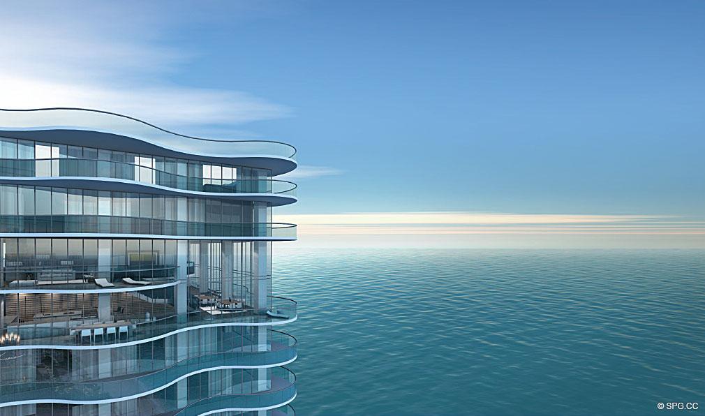 Regalia Luxury Oceanfront Condos In Sunny Isles Beach