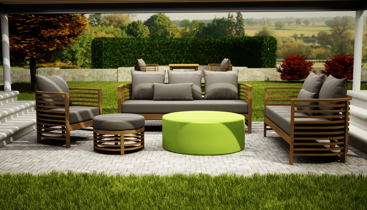 Luxury Outdoor Furniture | Decorating Tips for Patios ... on Fine Living Patio Set id=78676