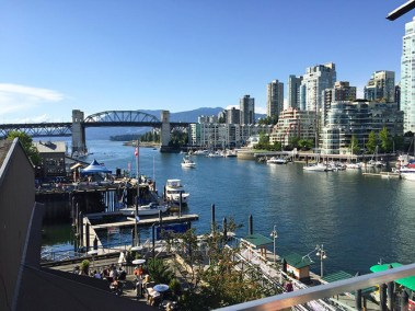The city of Vancouver in  beautiful British Columbia is a cosmopolitan destination.