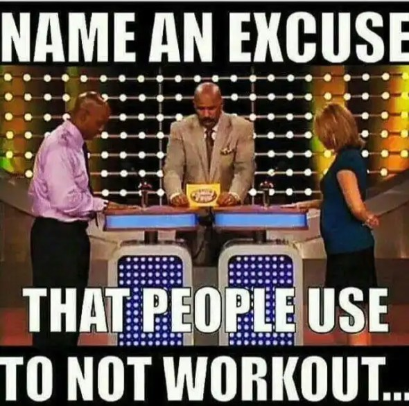 Home gyms end excuses