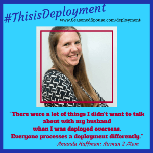 #ThisisDeployment a service member's deployment communication tips