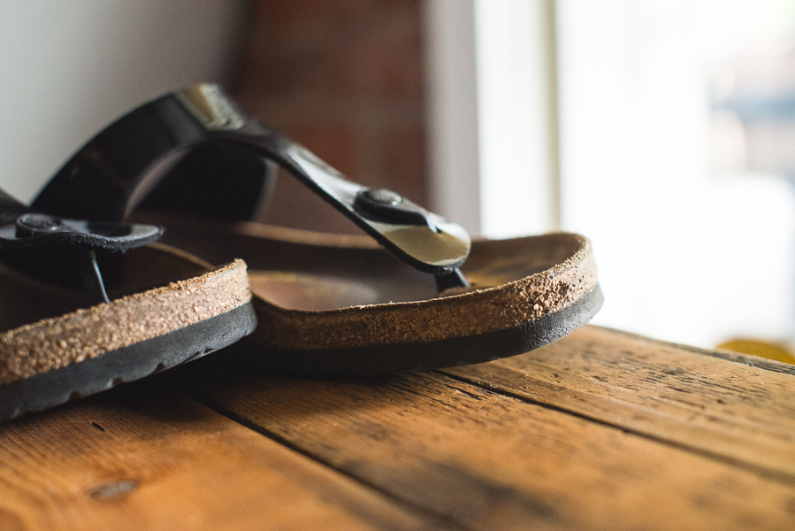 bc8df49099a How to Care for Your Birkenstocks - Seasons + Salt
