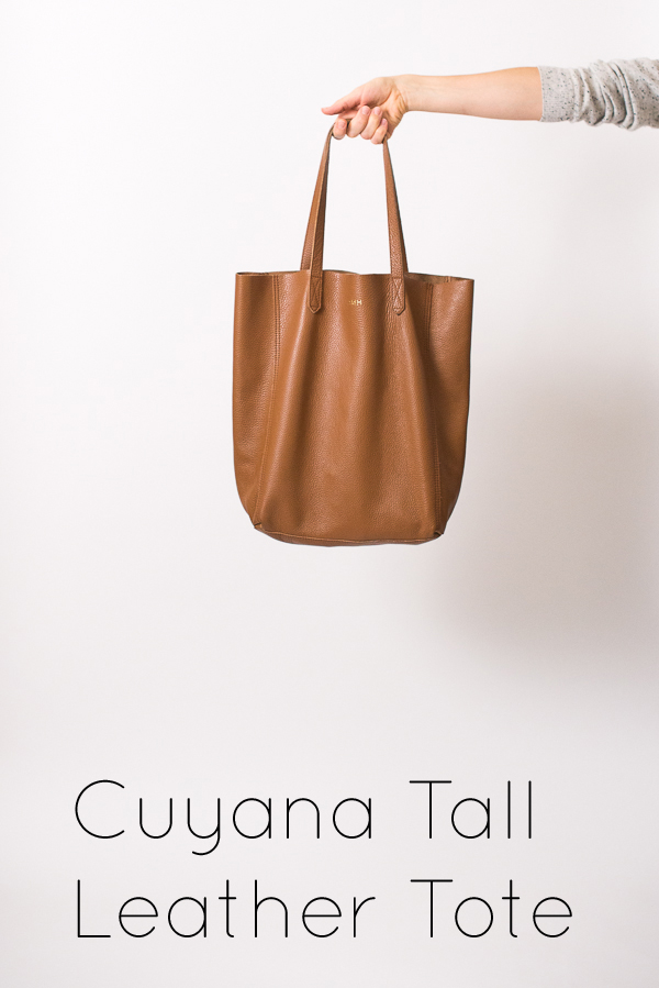 11ca3c18b31d Leather Tote Review  Madewell vs. Fashionable vs. Cuyana - Seasons + ...
