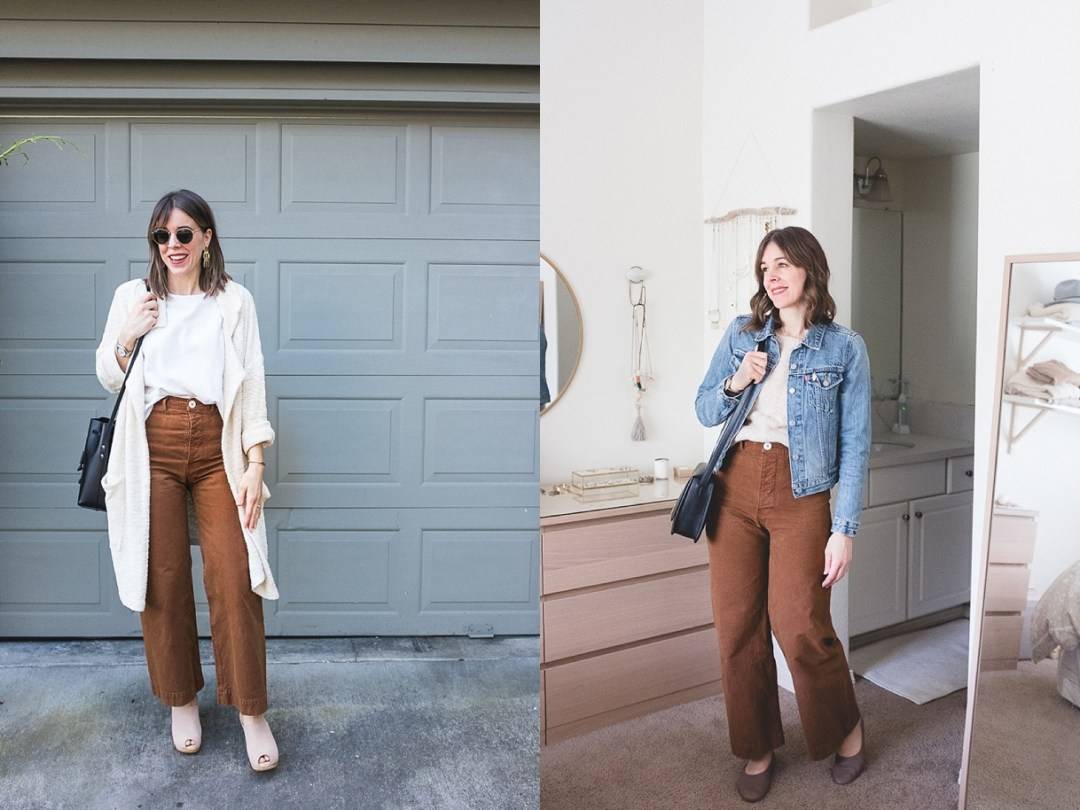 b97f236317a0 What I Wore  Everlane s Cheeky Jeans + the Day Glove (among other ...