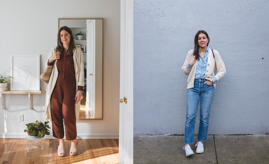 What I Wore: Mom Outfits