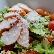 rucola pasta salade