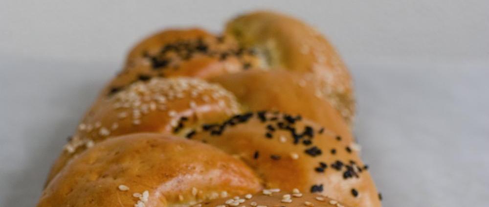gevuld vlechtbrood
