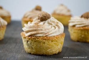 kruidnoot cupcakes