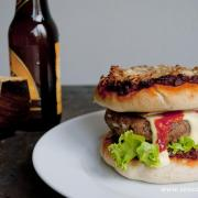 pizza hamburger