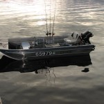 Semi flat custom boat - Seastrike Boats