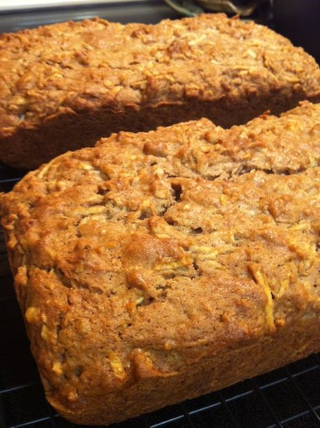 Apple Walnut Bread (A Seat at the Table)