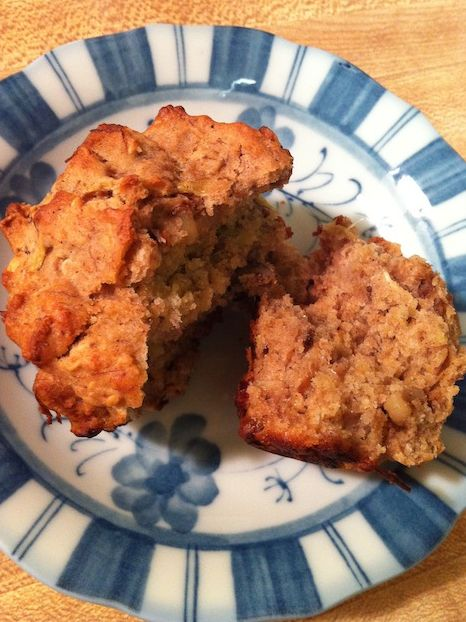 Roasted Banana Muffin (A Seat at the Table)