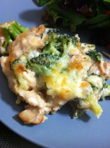 Chicken and Broccoli Casserole (A Seat at the Table)