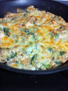 Creamy Chicken and Broccoli Casserole (A Seat at the Table)