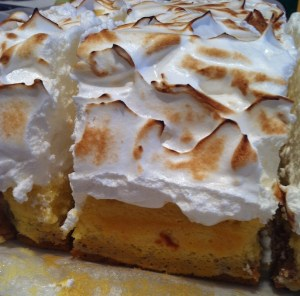 Lemon Meringue Bars (A Seat at the Table)
