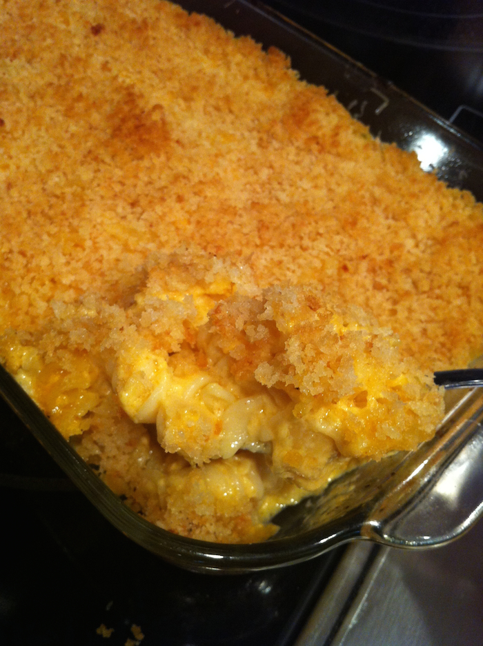 Baked Mac and Cheese (A Seat at the Table)