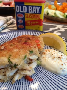 Maryland Crab Cakes (A Seat at the Table)