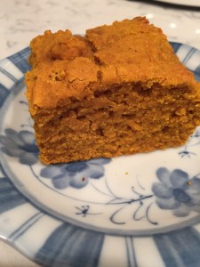 Pumpkin Cornbread (A Seat at the Table)