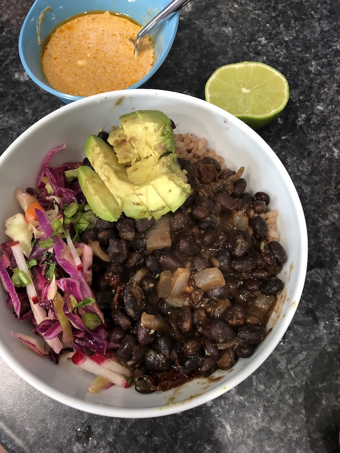 Adobo Black Beans (A Seat at the Table)