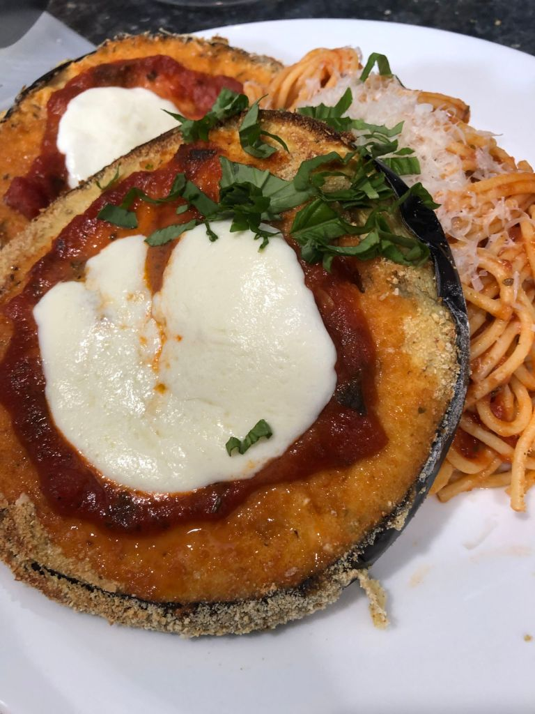 Eggplant Parmesan (A Seat at the Table)